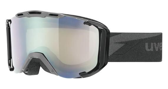 UVEX Snowstrike VLM Skibrille Darkgrey